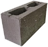колотый блок