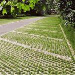 Тротуарная плитка Парковочная решетка Монолит Брук