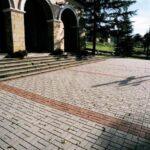 Тротуарная плитка Кирпич 100х200