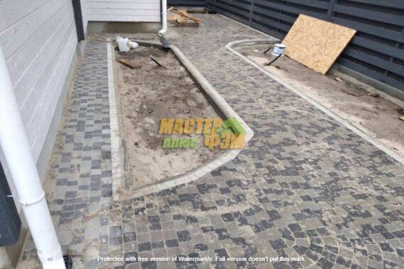 креатив тротуарная плитка