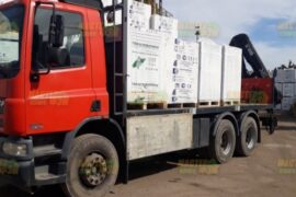 Доставка краном манипулятором в Борисполе